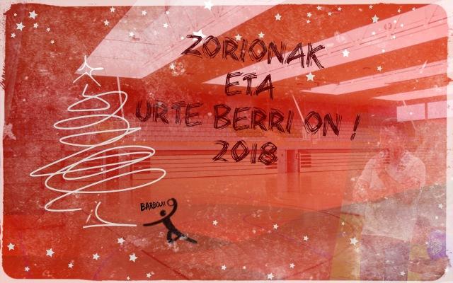 Barbolax 2018